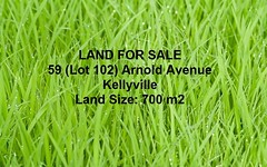 Lot 102, 59 Arnold Avenue, Kellyville NSW