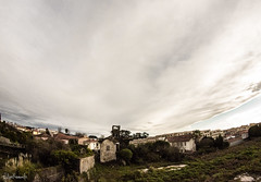 Wide angle from a point of view (FMCRphotography) Tags: house village view wideangle 550d canon sky color longview