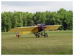 Morane Saulnier Type G, F-PMSG, cn: 01, Réplic'air