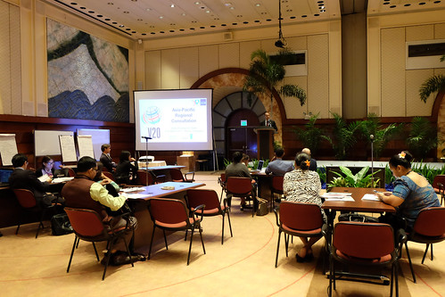 Day 2-Vulnerable countries from Asia-Pacific  meet to invest on climate action