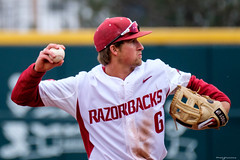 Alcorn State - Game 1-24 (Rhett Jefferson) Tags: arkansasrazorbacksbaseball hunterwilson