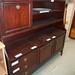 Ideal to paint retro mahogany sideboard €150