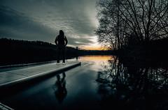 Quietly (Tim RT) Tags: tim rt reutlingen tuebingen people landscape sea lake sky sunset burn quiet slow enjoy selfie reflection watter beautiful fuji fujifilm xt xt2 xf1024mm visual inspired hyperbeast photography new picture 2017