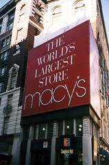 Macys Flagship Store, New York City