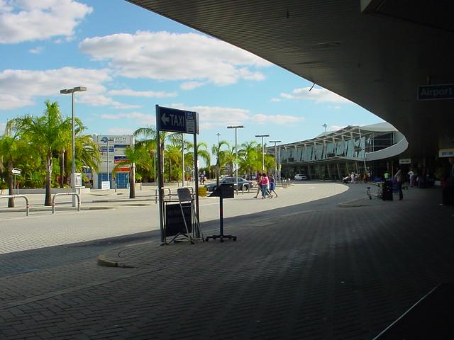 Perth International Airport
