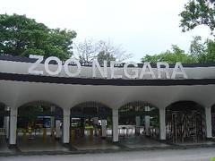 Zoo Negara in Kuala Lumpur, Malaysia