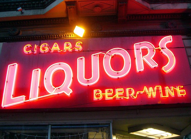 Cigars - Liquors - Beer - Wine