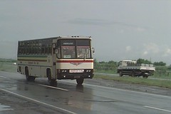 dagupan bus at NLEX 1999 (pantranco_bus) Tags: bus 1999 dagupan nlex dbci