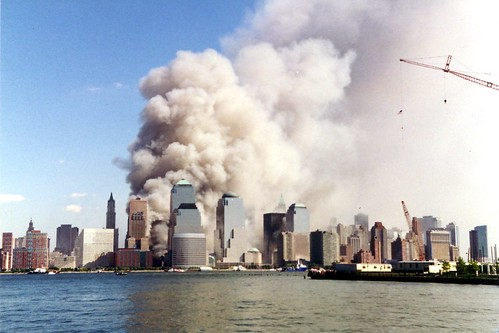 September 11, 2001 by wallyg.