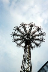 Brooklyn - Coney Island: Parachute Drop