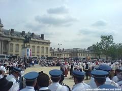 Centenaire de l'Union des fanfares de France - Ecole Militaire (EiffelSuffren) Tags: champdemars paris7emearrondissement 75007
