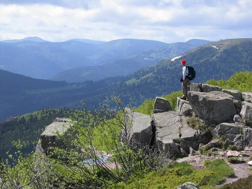 Conservación y Turismo Verde en Alsace-Lorraine
