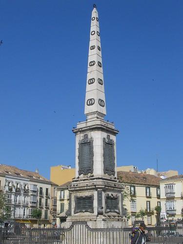 Plaza de la merced - Málaga