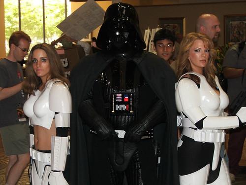 Darth Vader pimp
