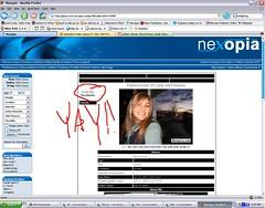 nexopia dating site