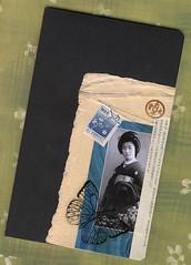 Oriental Moleskine Cahier (renmeleon) Tags: moleskine demo amp ria cahier renmeleon autumnmoonpaper renfolio