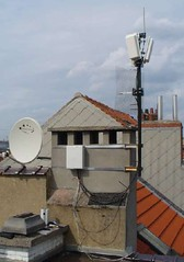 Ozone Wifi: installation on your roof