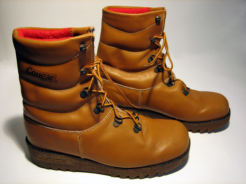 design boots canadian cougar