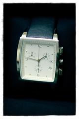 CK1 (shutupyourface) Tags: silver hands dress time watch band wrist date piece ck