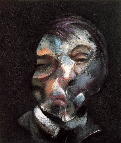Francis Bacon-selfport