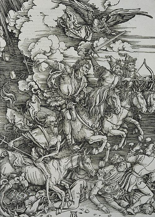 Durer-Four Horsemen-Apocalypse