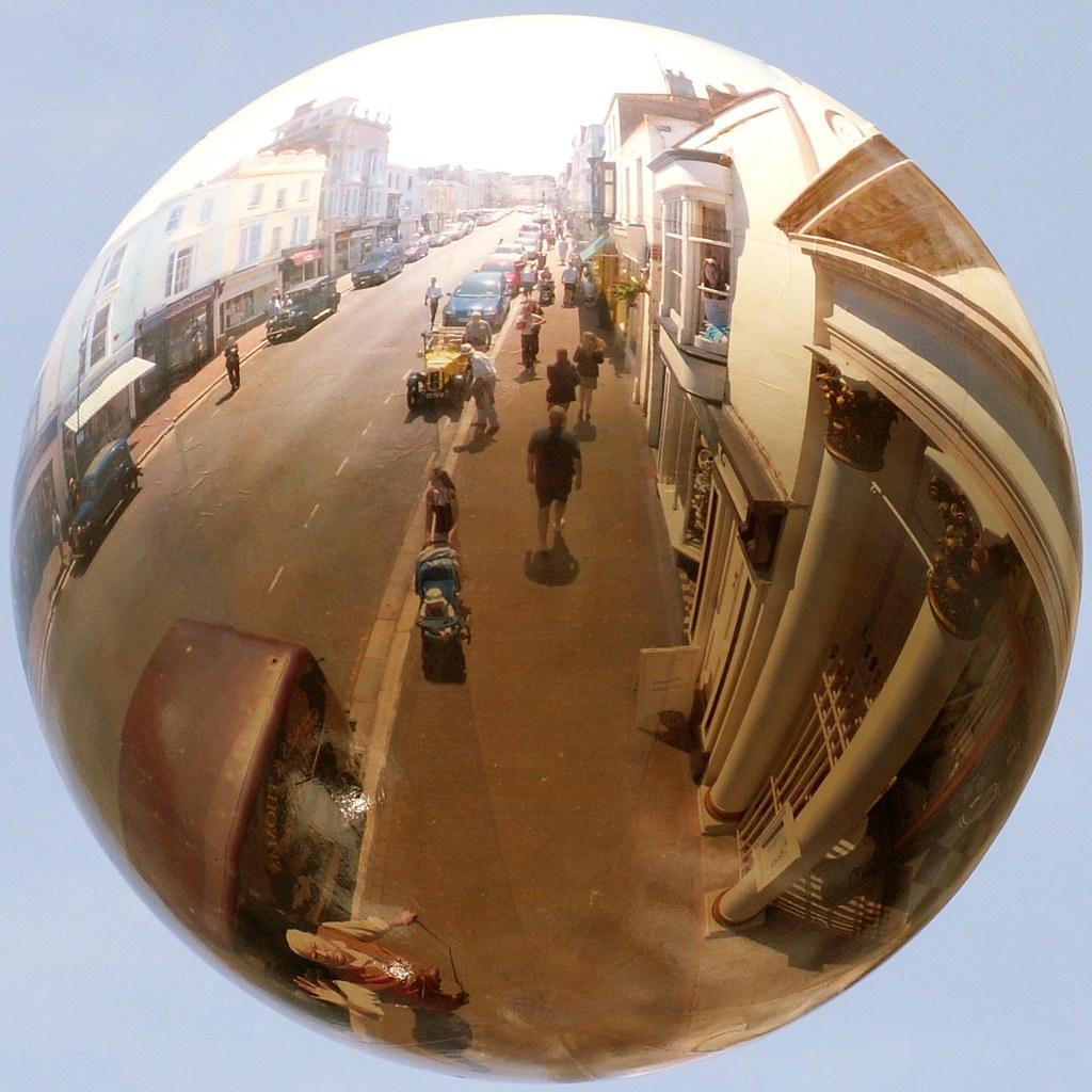 Hermetic Globe