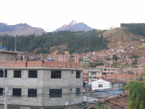 Huaraz and around