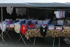 Your Grandma's Underwear (dersmi) Tags: panties underwear market flea shipshewana