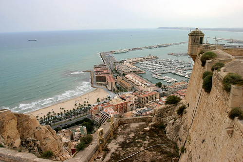 Coast of Alicante