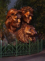 siegfried and roy (and montecore) (awesome austin) Tags: lasvegas