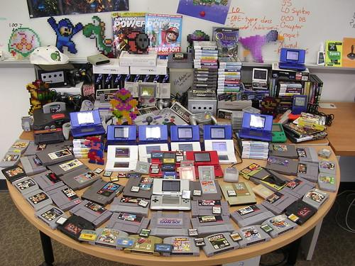 Nintendo Game Designers Pokemon