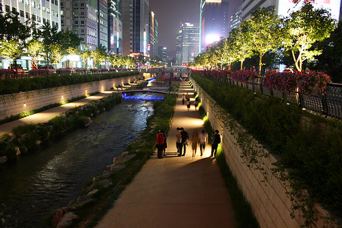 Date Course [Cheonggyecheon / Seoul]