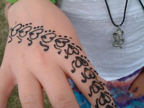 Zidane · Scout Poster · Maya's Henna Tattoo