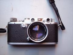 Leica IIIa and collapsible Summicron 50:2 (jiulong) Tags: leica ltm summicron iiia 502 collapsible