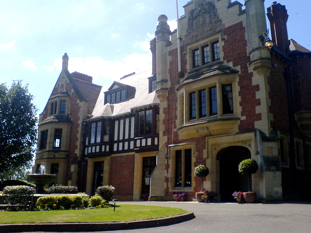 Wood Norton Hall