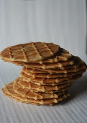cookie (silkegb) Tags: cookie dof sweet galletita belgiancookie paraavatares9