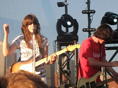 the fiery furnaces (quazaplat) Tags: concert eleanorfriedberger thefieryfurnaces dogdayafternoon fortyork