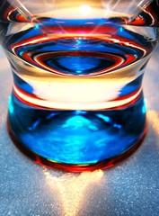Prism glass 1