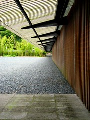 hiroshige museum 05 (oTov) Tags: japan museum outside bamboo round repetition tochigi eaves kuma kengo kengokuma