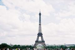 Tower, Crowd, Sky
