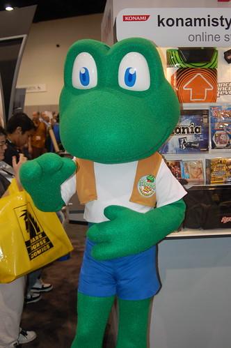 Comic Con 2006: Frogger