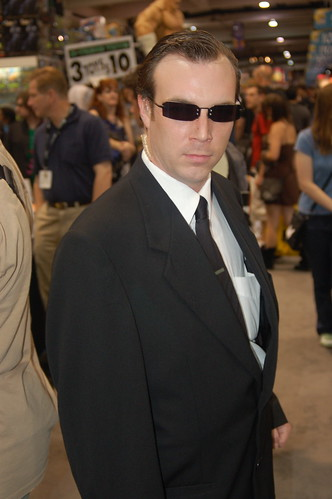 Comic Con 2006: Agent Smith
