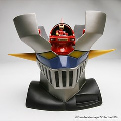 Mazinger Z Head (PowerPee) Tags: toys philippines mazingerz powerpee