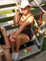 Whitney (zilliontrillion1) Tags: hat fruit band whitney watermellon bandcamp