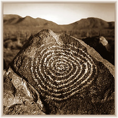 f_petro002 (ricksoloway) Tags: arizona picturerocks petroglyphs ricksoloway