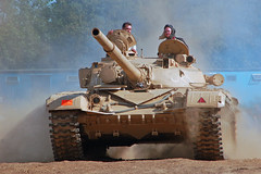 t72 (Mostly Green) Tags: army iraq soviet vehicle armoured t72