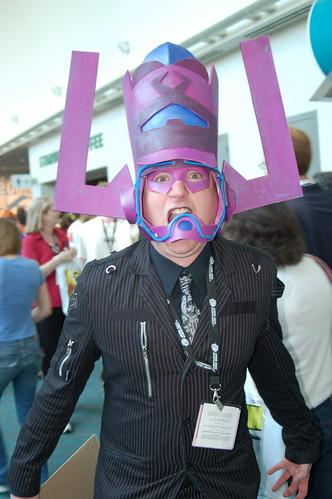 Comic Con 2006: Galactus