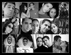 TODO AMOR QUE HOUVER NESSA VIDA (D. Andreazza) Tags: love couple amor colagem blacknwhite edition dandreazza