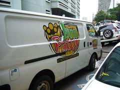 Jam Patty in Panama