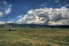Colorado Farm (Scott Ingram Photography) Tags: mountain windmill clouds barn geotagged ilovenature colorado farm southpark explore northamerica 300 hdr 1000 bestofthebest 3x photomatix flickrexplore tonemapped abigfave geo:lat=39396275 geo:lon=105783577 sipbotbfs slickrframe